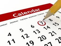 memorizzare il calendario -imemouniversity