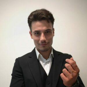 Federico Moretti - OPERATION TEAM