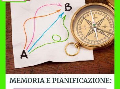memoria e pianificazione