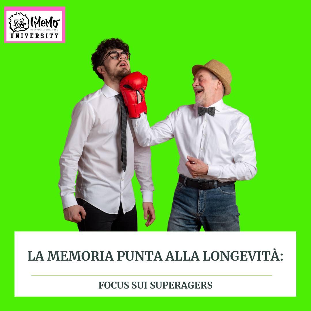memoria-longevità - superagers