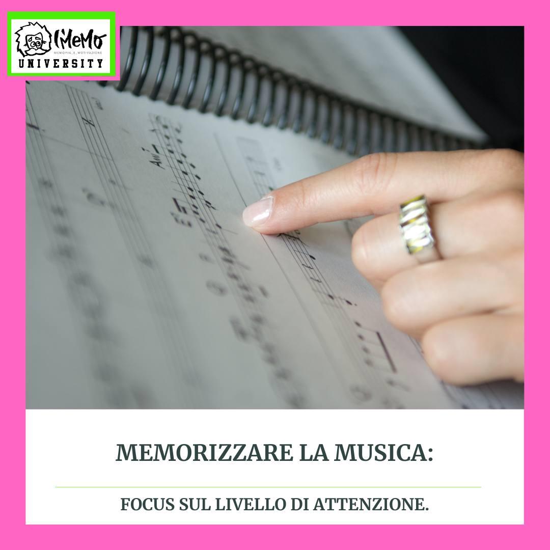 memorizzare-la-musica