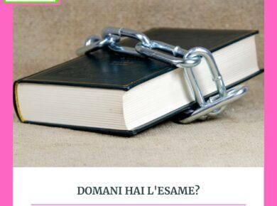esame - libro